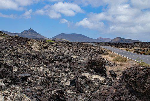 Timanfaya, National Park, Lanzarote, Canary Islands