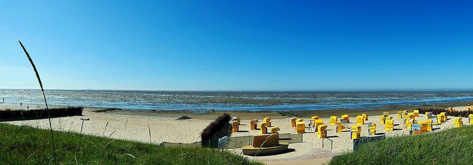 Beach, Most Beach, North Sea, Beautiful Beaches
