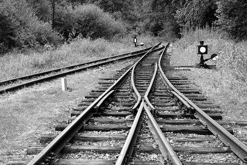 Way, Travel, Rails, Train, Railway Line