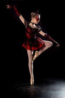 Dancer, Ballet, Ballet Dancer, Ballerina, Girl