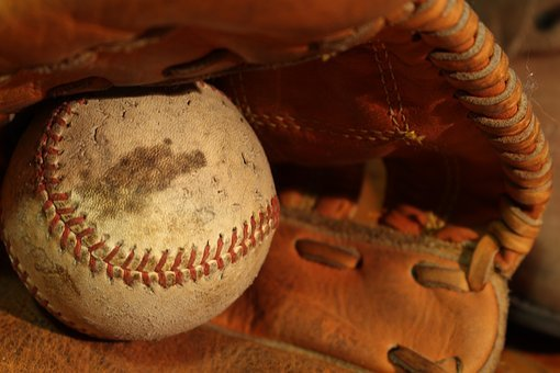 Baseball, Balls, Sports, Glove, Yankees, Play, Team