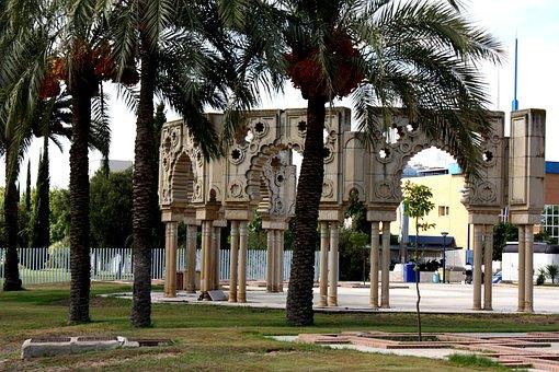 Seville, Expo, Andalusia, Expo Sevilla, Monument