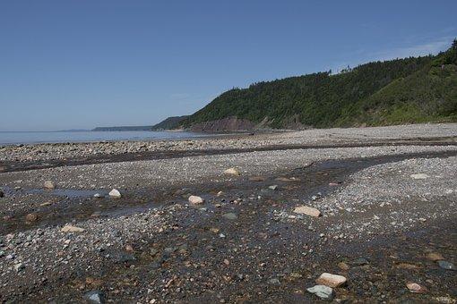 Fundy Coast, New Brunswick, Coast, Fundy, Water