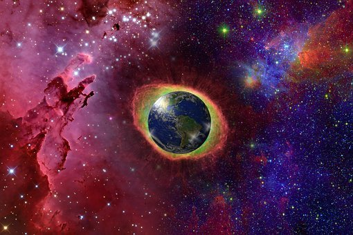 Universe, Galaxies, Space, Cosmos, Star, All, Planet