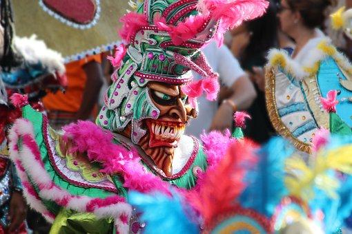Masquerade, Carnival, Holiday, Mask, Fun, Horror, Teeth