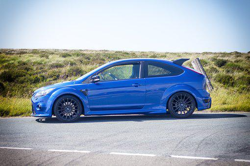 Ford, Rs, Motor, Automotive, Car, Drive, Focus, Model
