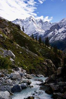 Switzerland, Mountains, Mountain, Nature, Natural, Snow