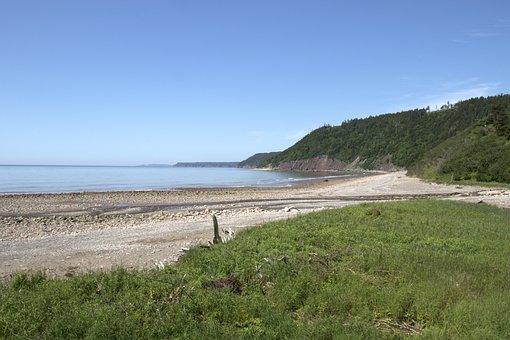 Fundy, Ocean, Maritimes, Canada, Water, Tide, Atlantic