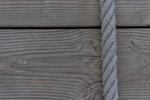 Board, Grain, Rope, Boards, Dew, Woven, Wood, Structure