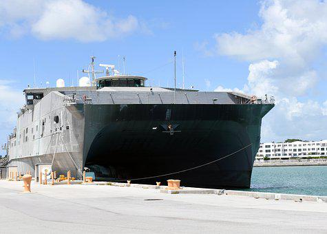 Usns Spearhead, T-epf 1, Naval Air Station Key West