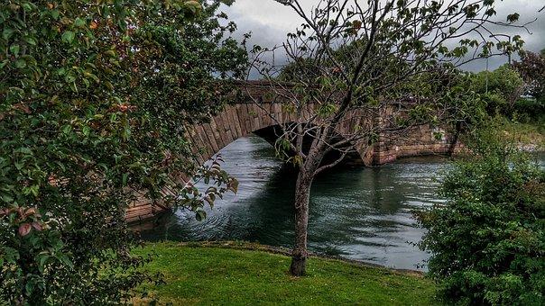 Old, Bridge, 1816, Dungarvan, Waterford, Ireland