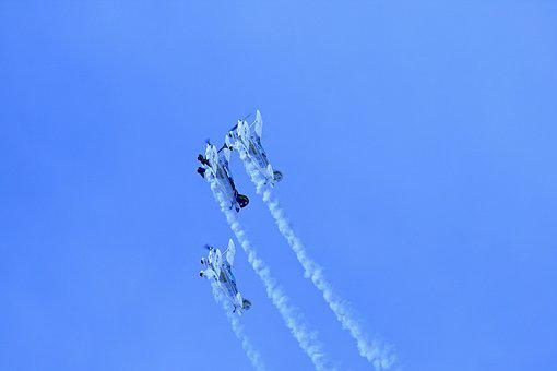 Pitts Special, Team, Aircraft, Aerobatic, Display