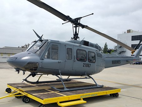 Helicopter, Rotor, Aircraft, Aviation, Transportation