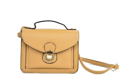 Bag, Bag Yellow, Bag Shoulder Bag