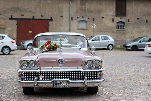 Oldtimer, Buick, Classic, American, Automotive, Auto