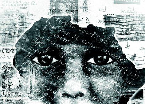 Letter, Child, Africa, Poverty, Children, Sad, Tears