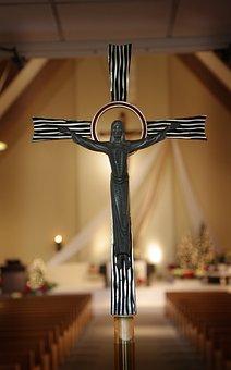 Crucifix, Crucifixion, Cross, Lent, Religion