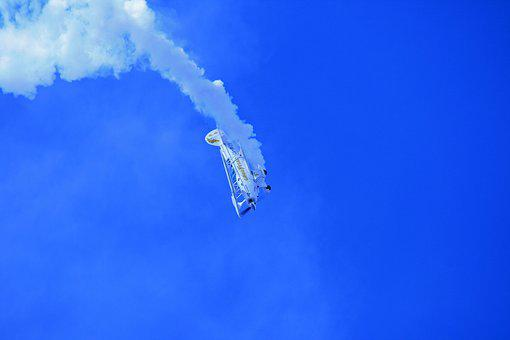Pitts Special, Aircraft, Aerobatic, Display, Formation
