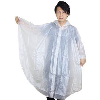 Rain Coat, Person, The Rainy Season, Rainwear, Male