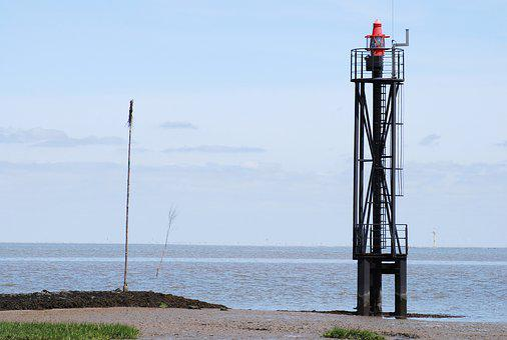 Fedderwardersiel, North Sea, North Sea Coast