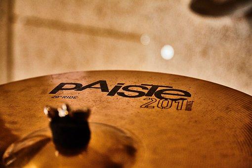 Cymbal, Paiste, Drums, Drummer, Becken, Schlagzeug