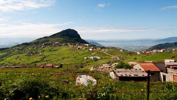 Alger, Algeria, Sky, Summer, Blue