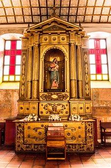 Altar, Virgin, Maria, Blessed, Mother, God, Virgin Mary