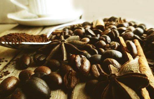 Coffe, Coffee, Cinnamon, Anis, Break