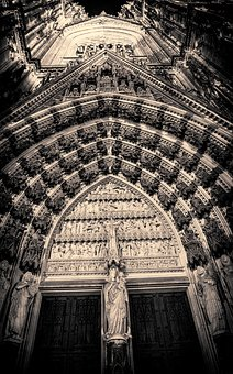 Cologne, Dom, Cologne Cathedral, Church, Landmark