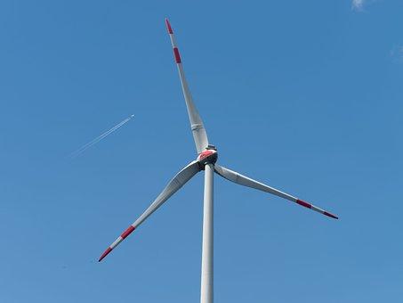 Eolienne, Energy, Wind Turbine, Wind Energy
