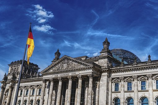 Bundestag, Reichstag, Berlin, Germany, Capital