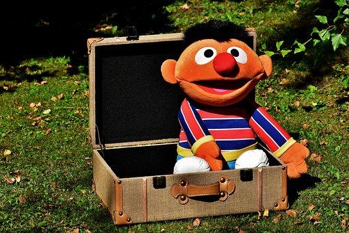 Holidays, Go Away, Briefcase, Luggage, Travel