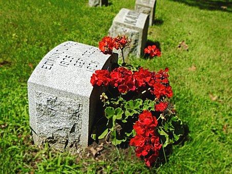 Tombstone, Headstone, Grave, Gravestone, Cemetery