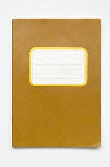 Notebook, Copybook, Exercise Book, Note, Paper