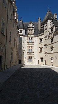 Castle, Pau, France, Henry Iv, Henri 4, Pyrénées