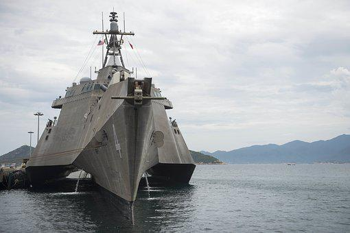 The Littoral Combat Ship, Uss Coronado, Lcs 4