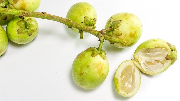 Asian Fruit, Langsat, Longkong, Duku