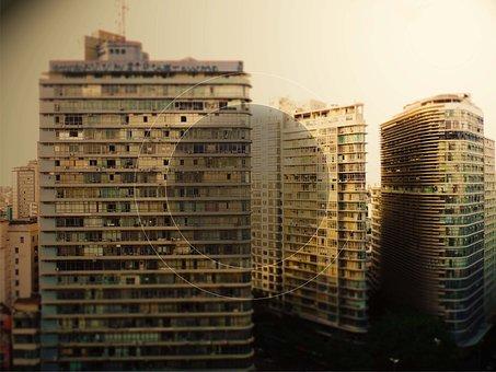 City, Belo Horizonte, Minas, Buildings, Architecture