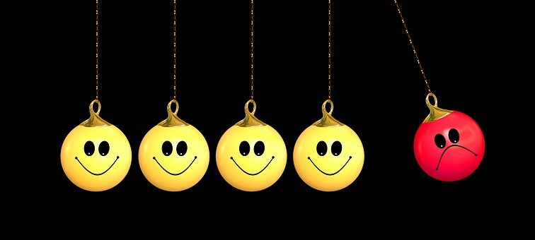Happiness, Positive, Bitter, Bitterness, Evil, Mood