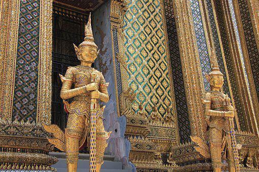 Thailand, Tample, Asia, Temple, Buddha, Buddhism