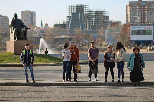 Chelyabinsk, City, People