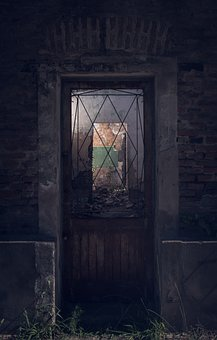 Door, Urban, Edition, Color, Landscape, Closed