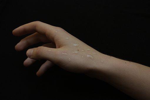 El, Black Background, Official Hand