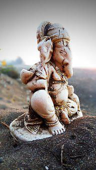 Ganeshji, Ganesh, Hindu, Lord, Ganesha, Indian