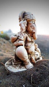 Ganeshji, Ganesh, Hindu, Lord, Ganesha, Indian