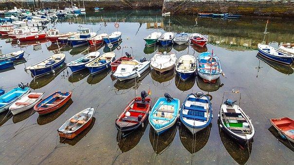Castro Urdiales, Marinero, Cantabria, Pesca