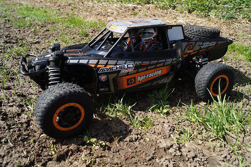 Rc Car, Rc Model, Remotely Controlled