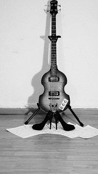 Musician, Instrument, Guitarist, Ropes
