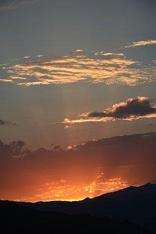 Solar, The Setting Sun, Environmental, Peace, Sunset
