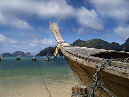 Phuket, Thailand, Phi Phi, Phuket Beach, Phuket Travel
